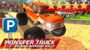 3D Monster Truck Island Offroad Rally - Parking Simulator Free