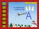ABC Christmas Nursery Rhymes Writing