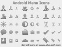 Android Menu Icons