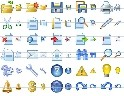 Application Toolbar Icons 2009.1