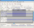 Audacity for Linux 1. 2. 2006