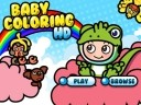 Baby Coloring HD