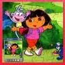 BC1 Lovely Dora Puzzle Games 5 5