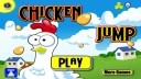 Chicken Jump - run and fly with the best wings to save the little chick