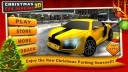 Christmas Car Parking 3D-Play Amazing & Exciting New Year Game