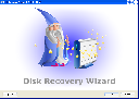 Disk Recovery Wizard
