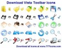 Download Vista Toolbar Icons