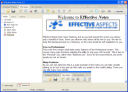 Effective Notes Professional 2.3