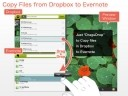 Ever2Drop for iPad - FileCrane for Evernote and Dropbox
