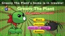 Greeny The Plant - The Garden Adventure