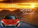 Guide for Need for Speed Most Wanted