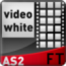HTML / XML Video Gallery White AS2 1