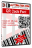 IDAutomation QR-Code Font and Encoder 2009