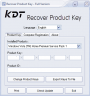 KDT Recover Product Key 1.1.2002