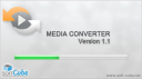 Media Editor Convert and split sound from video and add logo to video 1 1