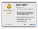 MoneyWorks Gold for Mac OS X