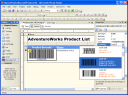 MS SQL Reporting Services Barcode .NET 7.0