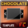 Photographer's Chocolate Template 1