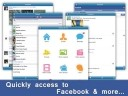 Quickly for Facebook with video chat HD