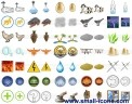 RPG Game Icons 2011.1
