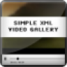 Simple XML video player - FLV gallery 1
