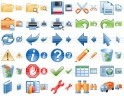 Software Toolbar Icons 2011.1