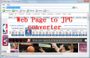 Web Page To JPG Converter