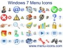 Windows 7 Menu Icons