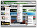 World Cup Soccer Internet Explorer Theme