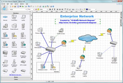 10-Strike Network Diagram Download