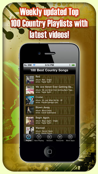 100 Best Country Songs Download
