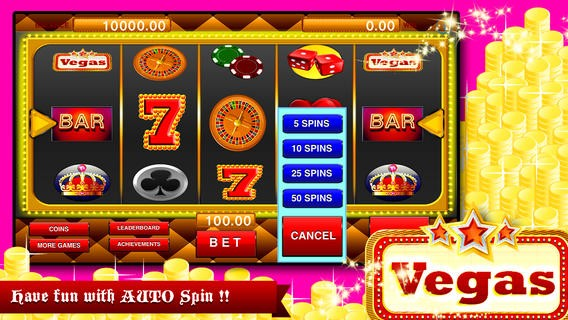 180 Above Vegas Slot Machine PRO - Spin the fortune wheel to win the grand prize Download