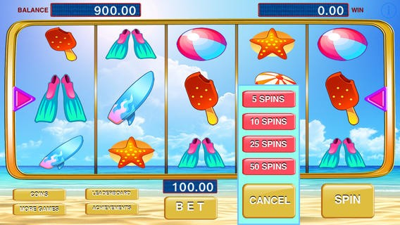 180 Lakeside Sand Beach Slots PRO Download