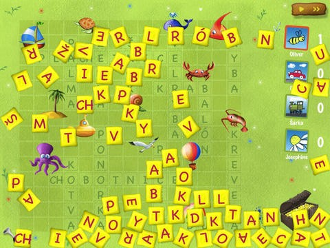 1st Word Builder with Oliver (Czech) Download