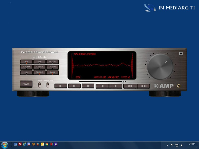 1X-AMP - Audio Player 2019 Download