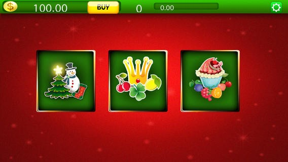 2014 Happy Christmas Slots Download