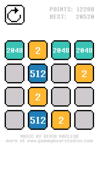2048 - 8 bit version Download