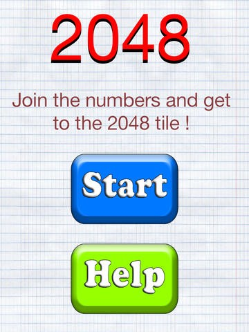 2048 - number slider puzzle for iPad Download