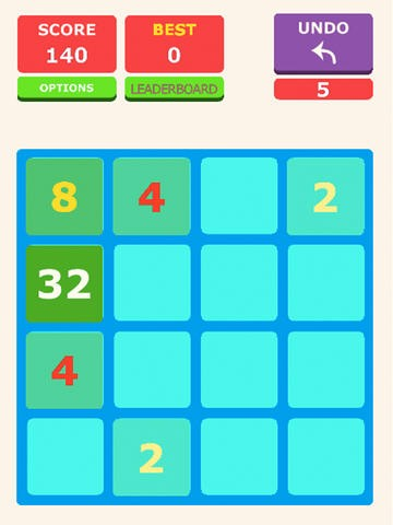 2048 Colorful Edition - Rainbow Colors easy on the eye Download