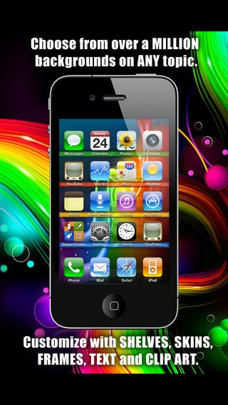 2 Million HD Wallpapers for iPhone Retina, iPad and iPod Touch Download