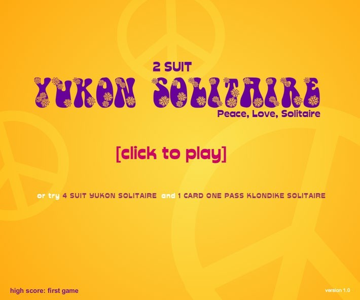 2 Suit Yukon Solitaire Download