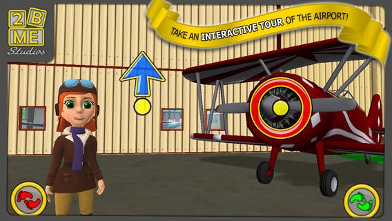 2BME Aviator : A fun learning game for preschool and kindergarten Download