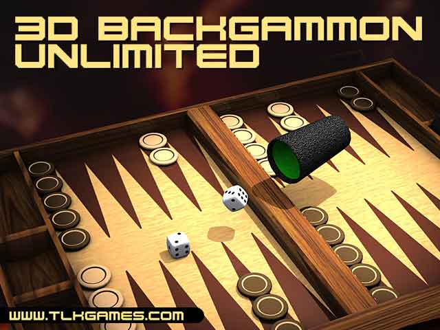 3D Backgammon Unlimited Download