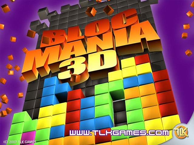 3D Blocmania Download