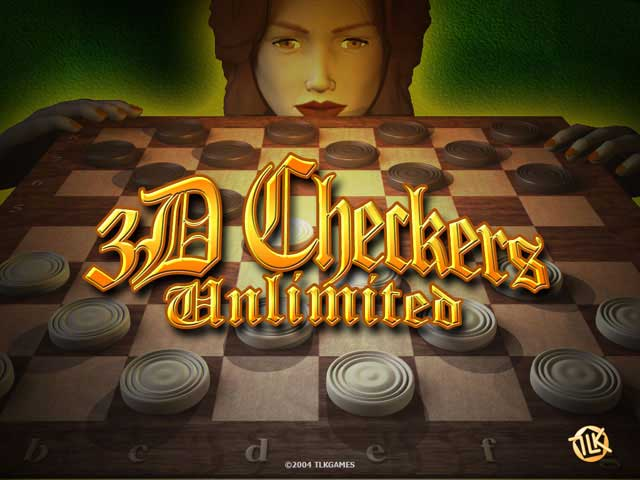 3D Checkers Unlimited Download