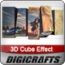 3D Cube Banner Rotator XML Download