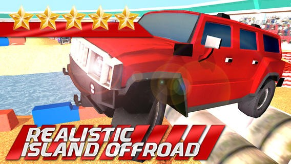 3D Island Offroad 4x4 Parking Madness PRO Download