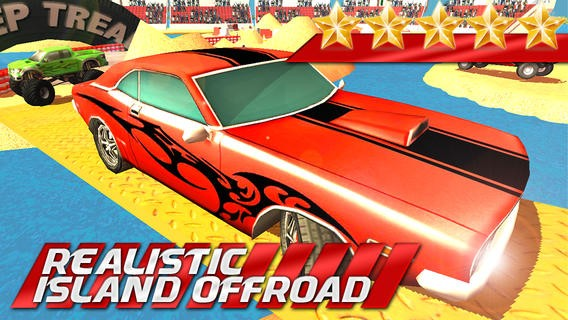 3D Island Offroad Retro Driving Challenge - Classic Car Parking Simulator FREE Download
