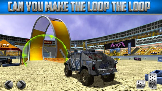 3D Monster Truck Parking Simulator Game - Real Car Driving Test Run Sim Racing Games Download