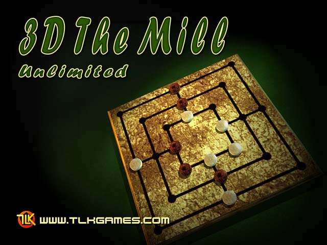 3D The Mill Unlimited Download